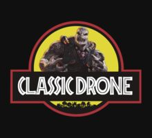 Classic Drone by darksilly