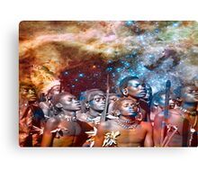 Star Warriors Canvas Print