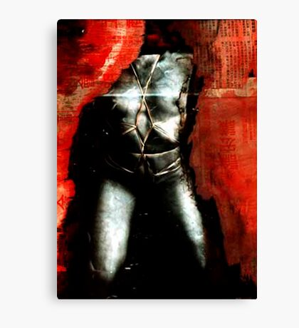 interworld and the new innocence Canvas Print