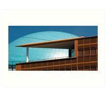 berlin architecture Art Print