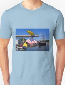 Summer Seaport T-Shirt