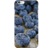 Blueberry Bag iPhone Case/Skin
