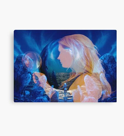 Reflection Dream Canvas Print