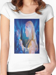 Reflection Dream Women's Fitted Scoop T-Shirt