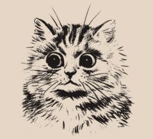The Startled Cat. T-Shirt