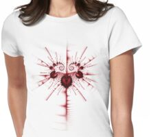 Love's Intolerable Pain tee Womens Fitted T-Shirt