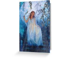 The Silvermoon Greeting Card