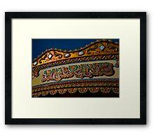 Crown jewel Framed Print