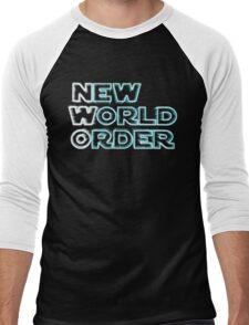 NWO - New World Order Men's Baseball ¾ T-Shirt