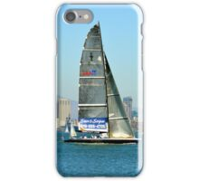 Great Day For Sailing The Stars and Stripes ~ America's Cup iPhone Case/Skin