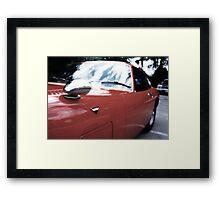 Toyota 2000GT Framed Print