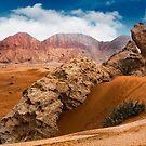 Camel Rock, Fujairah by Amanda White