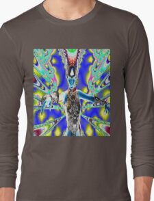 Warrior in Colour Long Sleeve T-Shirt