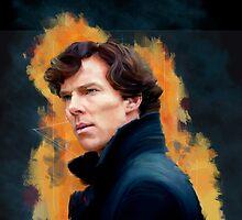 Sherlock by Syac Studio