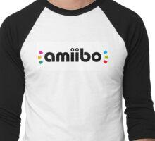 Amiibo Lovers Men's Baseball ¾ T-Shirt