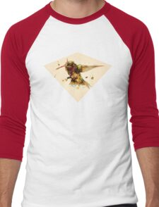ANDROID HUMMINGBIRD Men's Baseball ¾ T-Shirt