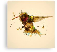 ANDROID HUMMINGBIRD Canvas Print