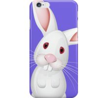 Cute little rabbit iPhone Case/Skin