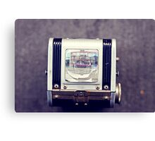 tacoma . through the viewfinder Canvas Print