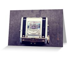 tacoma . through the viewfinder Greeting Card
