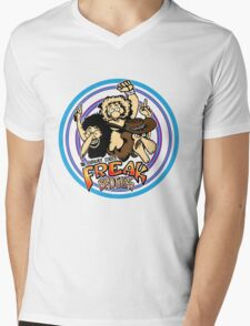 Freak Brothers! Mens V-Neck T-Shirt
