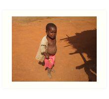 Patrick, Malawi Art Print