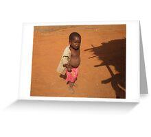 Patrick, Malawi Greeting Card