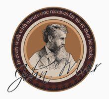 John Muir  by jeastphoto