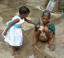 A child shall lead them, India by UnitedWithHope