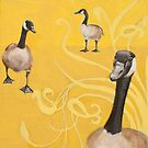 Goose March by Kaetlyn Wilcox