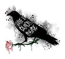 Damon crow version by shadee