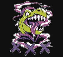 Dino XXX by djisamsoe