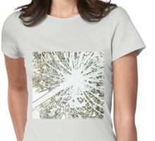 Queen Anne's Lace Womens Fitted T-Shirt