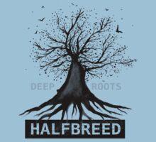 Deep Roots - an Aaron Paquette Kids Tee