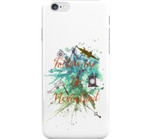 Follow me to Neverland iPhone Case/Skin