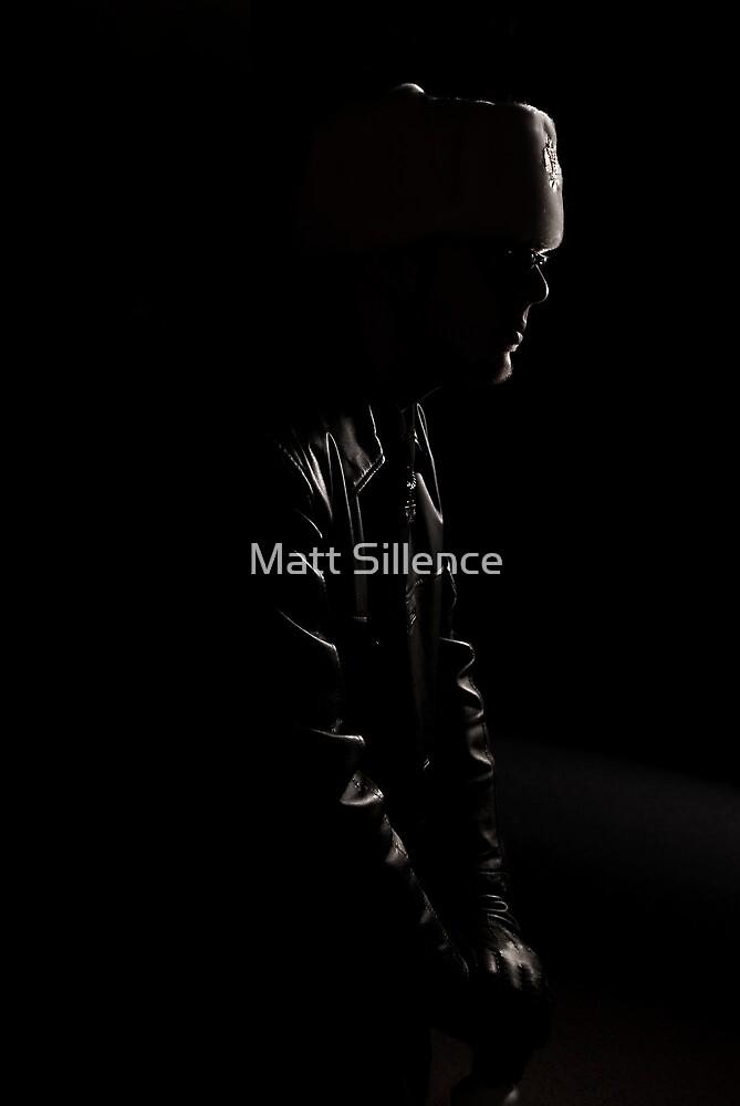 The Russian man by Matt Sillence