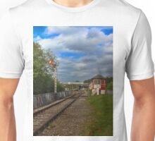 Orton Mere Station and signal box Unisex T-Shirt