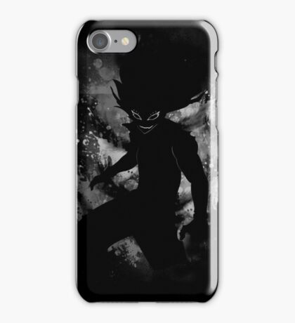 Iron-Shadow power iPhone Case/Skin