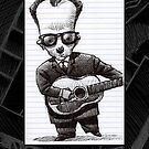 Spike, the beloved entertainer by Mike Cressy
