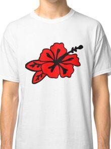 Hibiscus Flower Classic T-Shirt