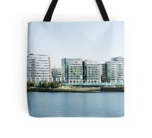 Athletes Village Vancouver Olympics Tote Bag