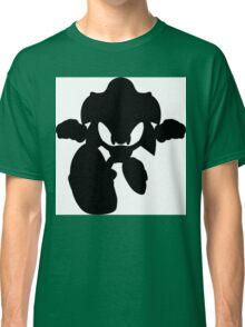 Sonic The Hedgehog Silouhette  Classic T-Shirt
