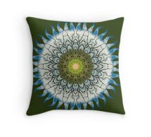 Forest in the Trees Throw Pillow
