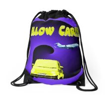 Yellow Car!!! Drawstring Bag