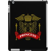 Fit For A Princess Coat-of-Arms iPad Case/Skin