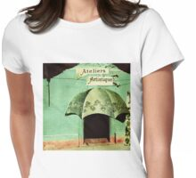 Ateliers Artistique. Womens Fitted T-Shirt