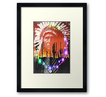 Ghost Dance Framed Print