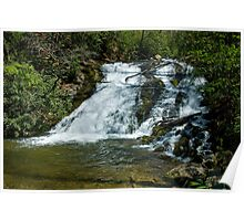 Indian Creek Falls Poster