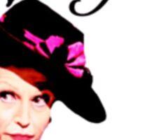 Ben DeLaCreme as Maggie Smith Sticker