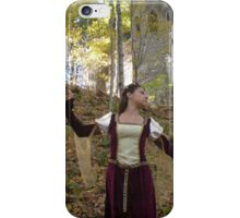 Castle shoot iPhone Case/Skin